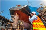 Ship repair is the first market to be targeted by AMBPR, as it has significant potential with 90