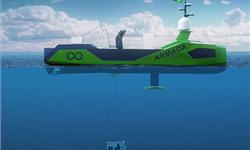 The Saab Seaeye Leopard is suited for unmanned service vessel applications.