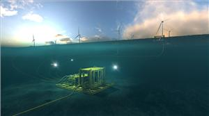Credit; Aker Offshore Wind