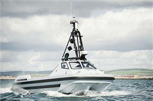 Three world-class autonomous uncrewed minesweeping systems, to dispose of sea mines while reducing