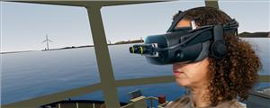SimFlex Cloud can also be used in Augmented and Virtual reality with headsets supplied by Force