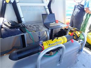 Seatronics and RTSYS are at Ocean Business 2021 in Southampton this week to perform a live