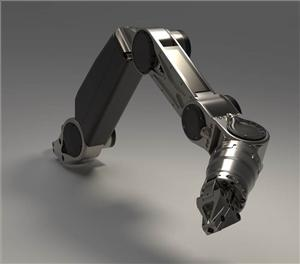 The world's first seven-function all-electric work-class manipulator - designed by Saab