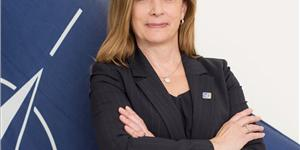 Dr. Catherine Warner, Director, NATO CMRE. Photo: CMRE